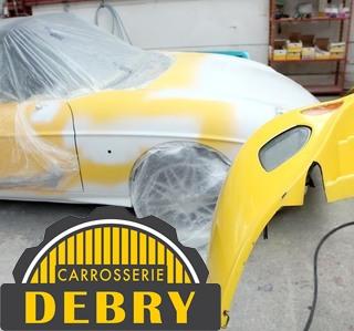 Carrosserie Debry -  Réalisations